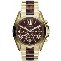 Kaufen Sie Michael Kors Damenuhr Bradshaw MK5696 Chronograph