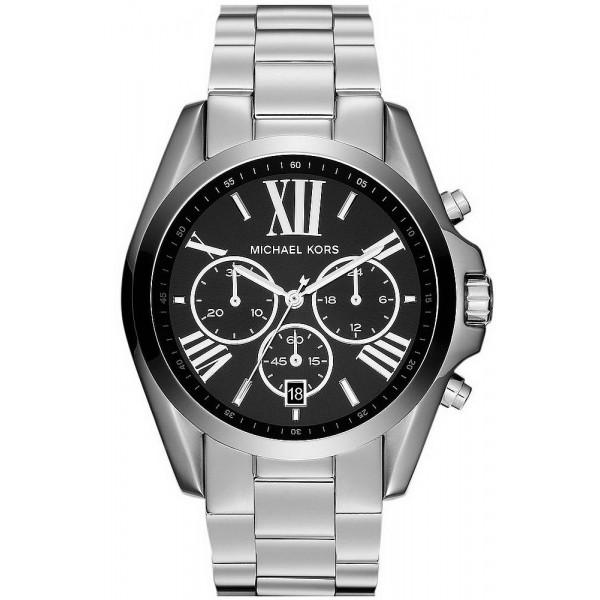 Kaufen Sie Michael Kors Unisexuhr Bradshaw MK5705 Chronograph