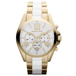 Kaufen Sie Michael Kors Damenuhr Bradshaw MK5743 Chronograph