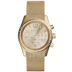 Michael Kors Unisexuhr Lexington MK5938 Chronograph