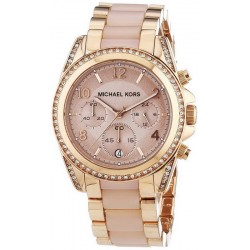 Michael Kors Damenuhr Blair MK5943 Chronograph