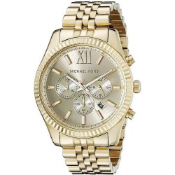 Kaufen Sie Michael Kors Herrenuhr Lexington MK8281 Chronograph
