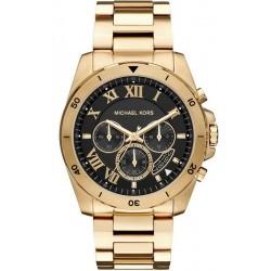 Kaufen Sie Michael Kors Herrenuhr Brecken MK8481 Chronograph