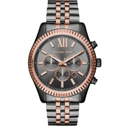 Kaufen Sie Michael Kors Herrenuhr Lexington MK8561 Chronograph