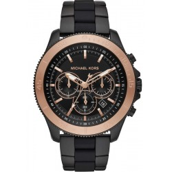 Michael Kors Herrenuhr Theroux MK8666 Chronograph