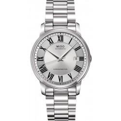 Mido Herrenuhr Baroncelli III COSC Chronometer Automatic M0104081103309
