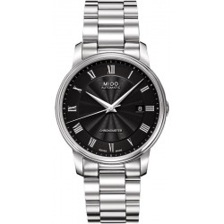 Kaufen Sie Mido Herrenuhr Baroncelli III COSC Chronometer Automatic M0104081105300