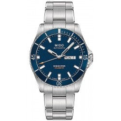 Mido Herrenuhr Ocean Star Captain V Automatic M0264301104100