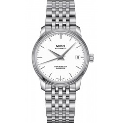 Mido Damenuhr Baroncelli III COSC Chronometer Automatic M0272081101100