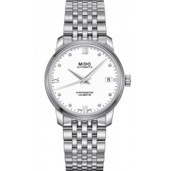 Mido Damenuhr Baroncelli III COSC Chronometer Automatic M0272081101600