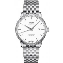 Mido Herrenuhr Baroncelli III COSC Chronometer Automatic M0274081101100