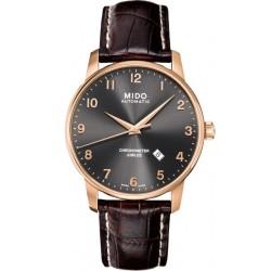 Mido Herrenuhr Baroncelli II COSC Chronometer Jubilee Automatic M86903138