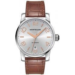 Montblanc TimeWalker Automatic Herrenuhr 105813
