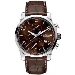 Montblanc TimeWalker Chronograph Automatic Herrenuhr 106503