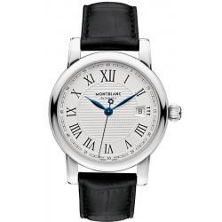 Kaufen Sie Montblanc Star Date Automatic Herrenuhr 107114