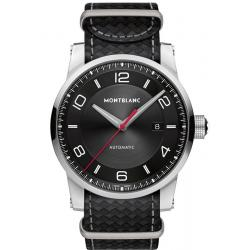 Kaufen Sie Montblanc TimeWalker Urban Speed Date e-Strap Automatic Herrenuhr 113850