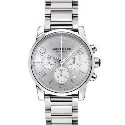 Montblanc TimeWalker Chronograph Automatic Herrenuhr 9669