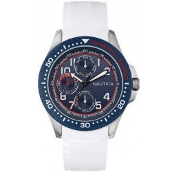 Nautica Herrenuhr NSR 200 A13683G Multifunktions