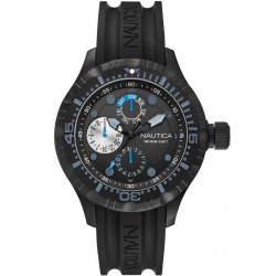 Nautica Herrenuhr BFD 100 A16681G Multifunktions