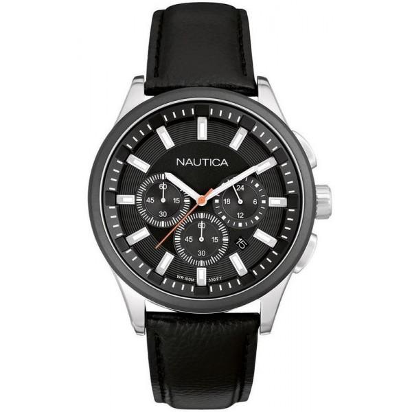 Kaufen Sie Nautica Herrenuhr NCT 17 A16691G Chronograph