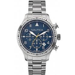 Kaufen Sie Nautica Herrenuhr BFD 105 A18713G Chronograph