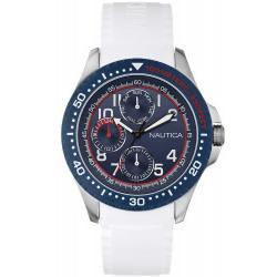 Nautica Herren Uhr A13683G NSR 200 Multifunktion