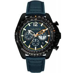 Nautica Herrenuhr NMX 1500 NAI22507G Chronograph