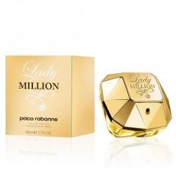 Paco Rabanne Lady Million Damenparfüm Eau de Parfum EDP 80 ml