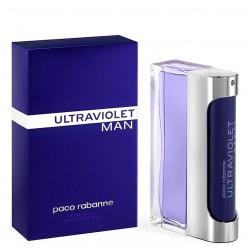 Paco Rabanne Ultraviolet Herrenparfüm Eau de Toilette EDT Vapo 100 ml