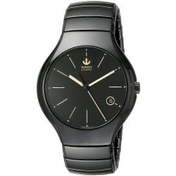 Rado Herrenuhr True L Quartz R27857152 Keramik