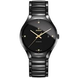 Kaufen Sie Rado Herrenuhr True Automatic Diamonds R27056712 Keramik