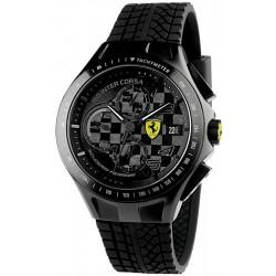 Kaufen Sie Scuderia Ferrari Herrenuhr Race Day Chrono 0830105