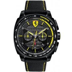 Scuderia Ferrari Herrenuhr Aero Evo Chrono 0830165