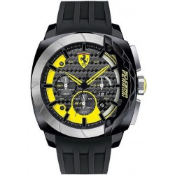 Kaufen Sie Scuderia Ferrari Herrenuhr Aerodinamico Chrono 0830206
