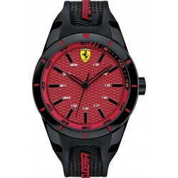 Scuderia Ferrari Herrenuhr Red Rev 0830248