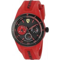 Kaufen Sie Scuderia Ferrari Herrenuhr Red Rev 0830258
