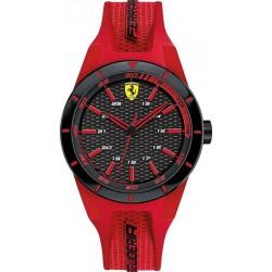 Scuderia Ferrari Herrenuhr Red Rev 0840005