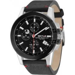 Sector Herrenuhr 480 R3271797004 Quartz Chronograph