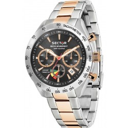 Sector Herrenuhr 695 Eco-Energy R3273613001 Solar Chronograph