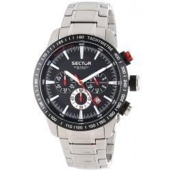 Sector Herrenuhr 850 R3273975002 Quartz Chronograph