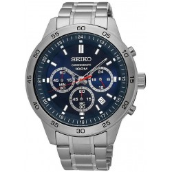 Seiko Herrenuhr Neo Sport SKS517P1 Chronograph Quartz