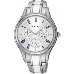 Seiko Damenuhr SKY721P1 Quarz Multifunktions