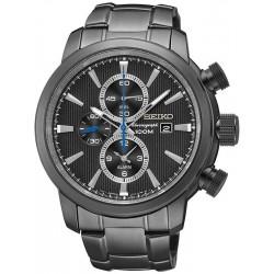 Seiko Herrenuhr Neo Sport Alarm Chronograph Quartz SNAF49P1