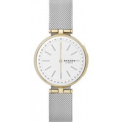 Skagen Connected Damenuhr Signatur T-Bar SKT1413 Hybrid Smartwatch