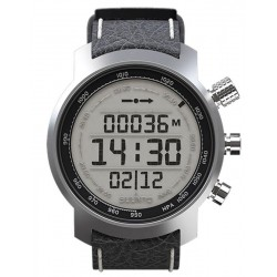 Kaufen Sie Suunto Elementum Terra Black Leather Herrenuhr SS014523000