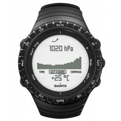 Kaufen Sie Suunto Core Regular Black Herrenuhr SS014809000