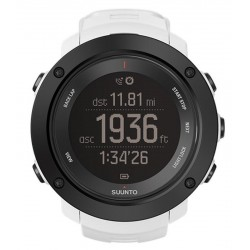 Suunto Ambit3 Vertical White Herrenuhr SS021967000