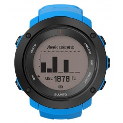 Suunto Ambit3 Vertical Blue Herrenuhr SS021969000