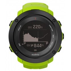 Suunto Ambit3 Vertical Lime Herrenuhr SS021971000