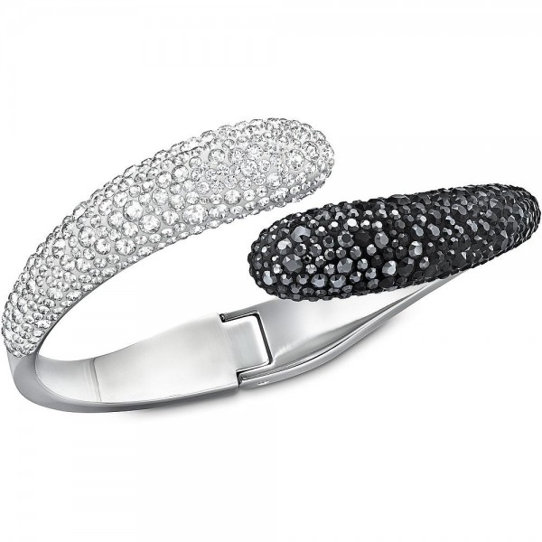 Kaufen Sie Swarovski Damenarmband Louise Black and White 5017138